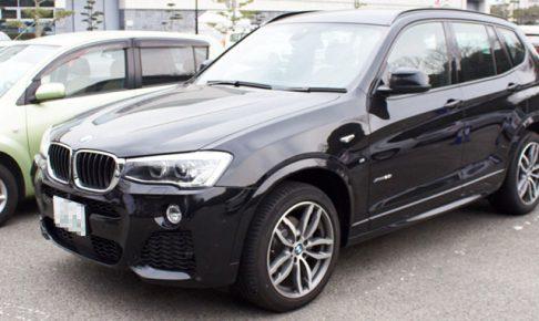 BMW X3 アイキャッチ