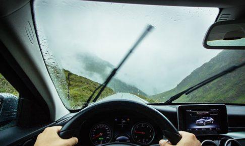 視界の良い車