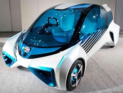 トヨタ自動運転画像
