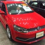 VWポロ前面画像
