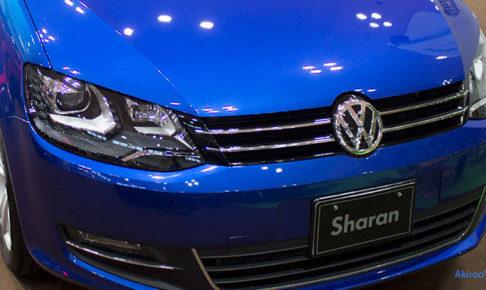 2代目 VW シャラン ハイラインのアイキャッチ