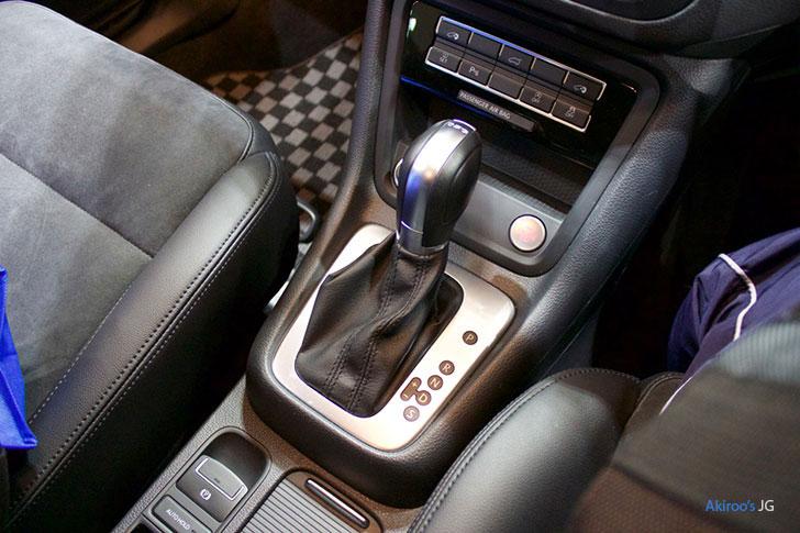 2代目 VW シャラン ハイラインの6速DSG