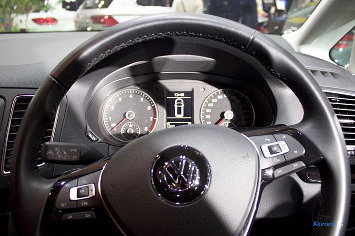 2代目 VW シャラン ハイラインのメーター