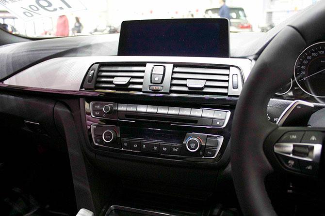 BMW435iクーペナビ画像