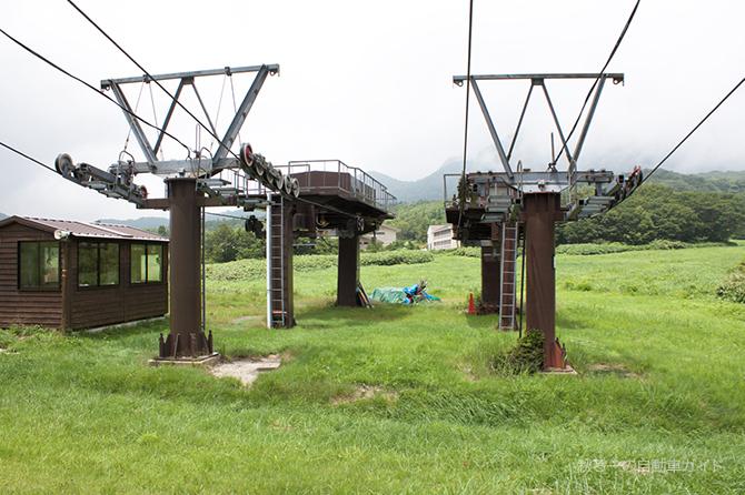 鏡ヶ成スキー場