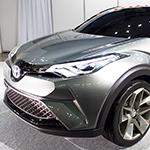 トヨタCH-Rニュースのアイキャッチ