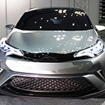 トヨタC-HRカスタマイズのアイキャッチ