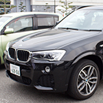 BMW・X3のアイキャッチ