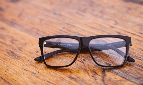 走るメガネ屋さん