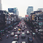 タイ・バンコク市内のアイキャッチ