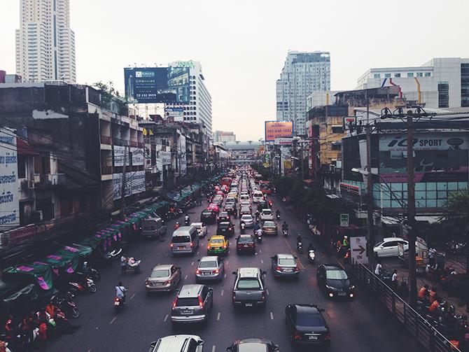 タイ・バンコク市内
