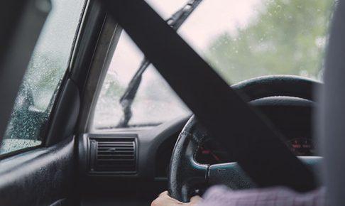 シートベルトとエアバッグ