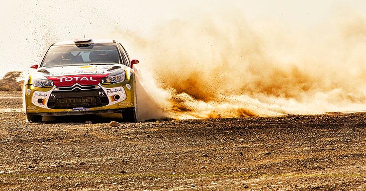 シトロエンDS3 WRC
