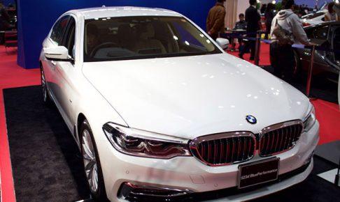 BMW523dのアイキャッチ