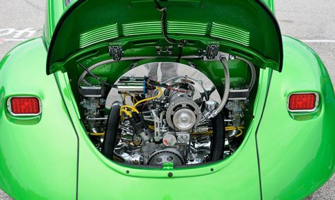 ビートルのエンジン