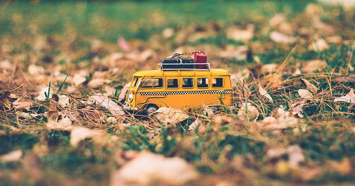 山奥のタクシー