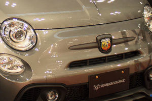 アバルト 595 コンペティツィオーネのイメージ