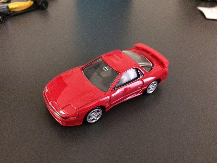 トミカ・三菱GTO