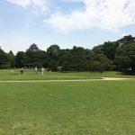 後楽園と岡山城