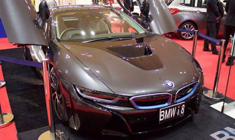 BMW i8のアイキャッチ