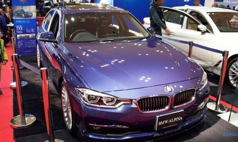 BMWアルピナD3