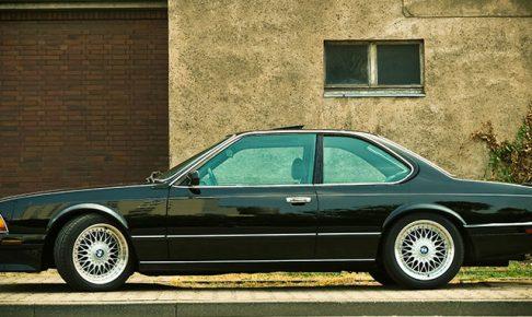 古いBMW M6