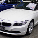 BMW Z4のフロント
