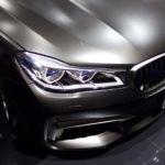 BMW 7シリーズ M760Liのヘッドライト