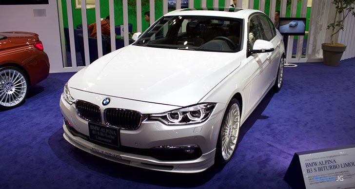 BMW アルピナ B3 S ビターボ リムジン