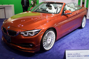 BMW アルピナ B4 S ビターボ カブリオ