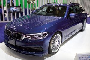 BMW アルピナ B5 ビターボ ツーリング オールラッド