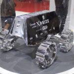 スズキが技術支援した月面無人探査機