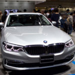 「BMW 5Series Sedan 530e」のフロント