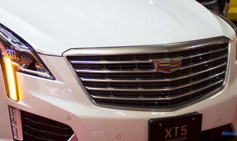 キャデラック XT5 クロスオーバーのイメージ
