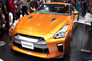 「日産 GT-R(Premium edition)」のフロント