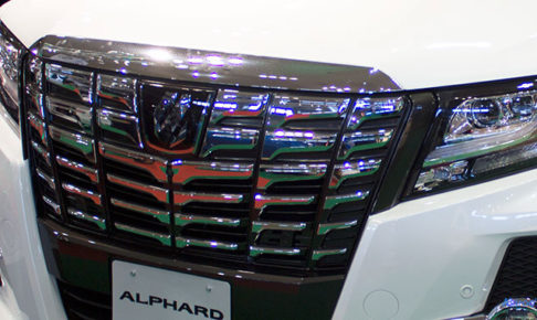 トヨタ・アルファードのイメージ