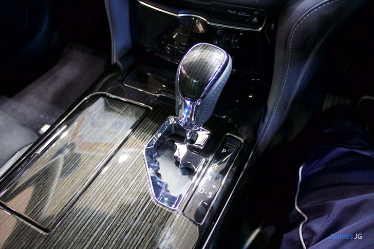 トヨタ・クラウン アスリート ハイブリッド SのAT