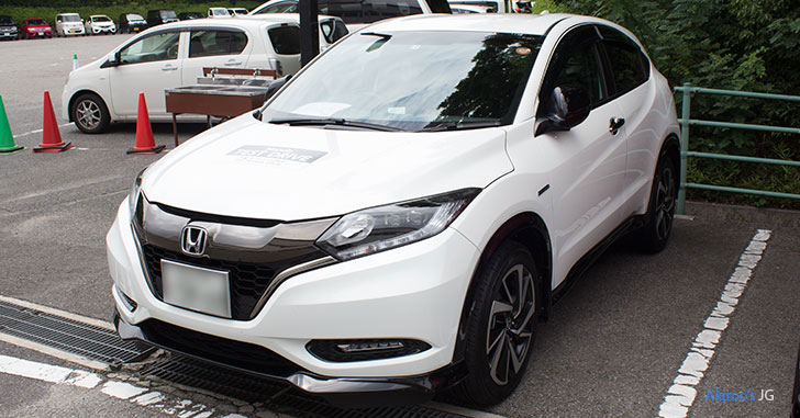 新型 ホンダ・ヴェゼル RS Honda SENSING(2WD)【口コミ