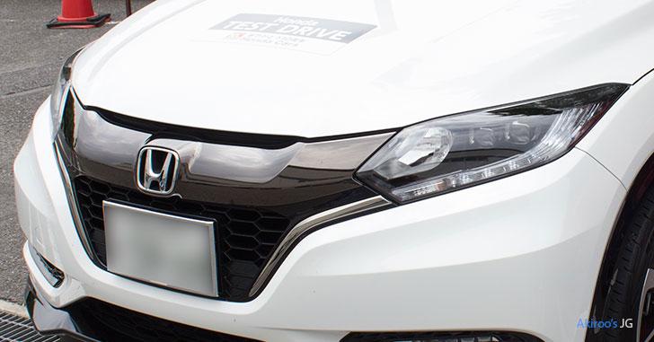 ホンダ・ヴェゼル RSのイメージ