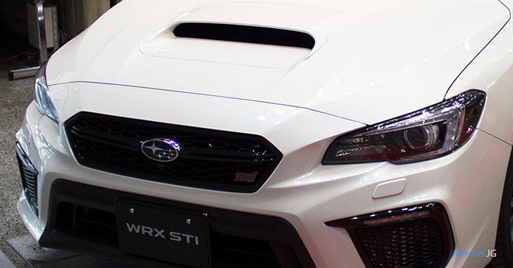 スバル・WRX STI タイプ Sのイメージ
