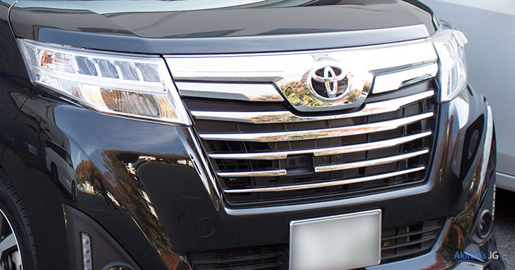 トヨタ・ルーミー カスタムのイメージ
