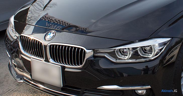 BMW 3シリーズ 320i Touring Luxuryのイメージ